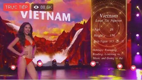 Hoa hau Hoa binh Quoc te 2017 se to chuc tai Viet Nam - Anh 1