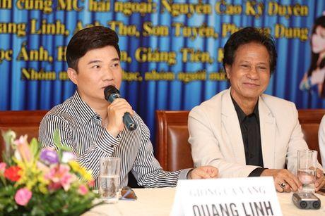 Quang Linh: Che Linh la 'thu vien song' ve bolero - Anh 1