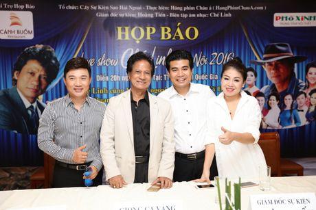 Quang Linh: Che Linh la 'thu vien song' ve bolero - Anh 2