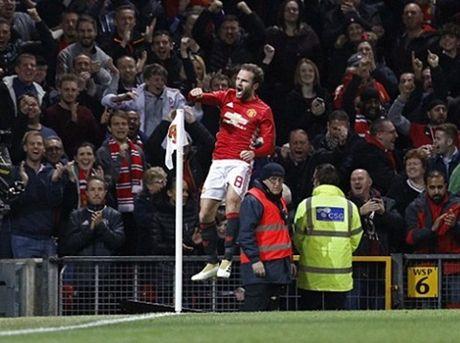 Voi Man United, Juan Mata gio la 'nguoi dac biet' - Anh 2