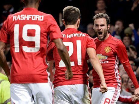 Voi Man United, Juan Mata gio la 'nguoi dac biet' - Anh 3