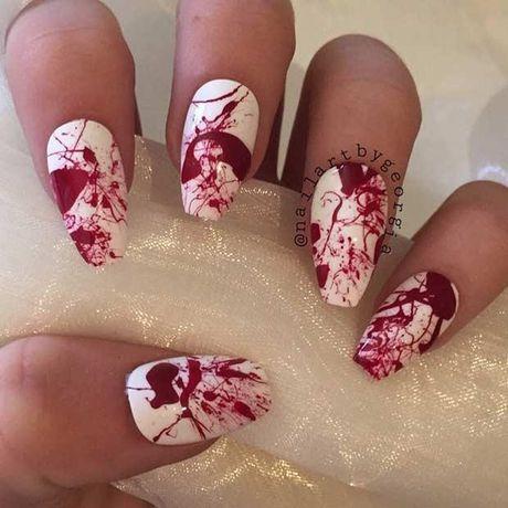 15 y tuong lam dep cho mong tay dip Halloween - Anh 10