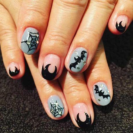 15 y tuong lam dep cho mong tay dip Halloween - Anh 2