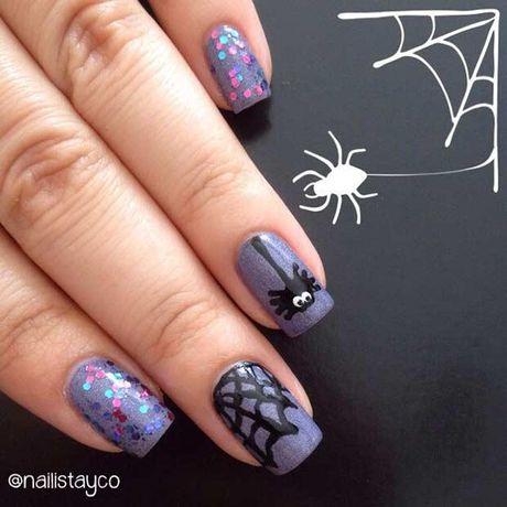 15 y tuong lam dep cho mong tay dip Halloween - Anh 6