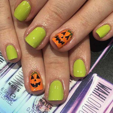 15 y tuong lam dep cho mong tay dip Halloween - Anh 8