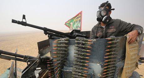 Iraq mat 57 binh si khi giai phong Mosul khoi IS - Anh 1