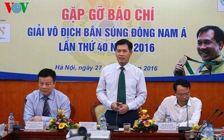 Xa thu Hoang Xuan Vinh khong du giai vo dich ban sung Dong Nam A - Anh 2