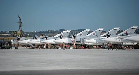 Tong thong Putin: Nga khong co ke hoach quan su tai Iraq, Libya - Anh 1