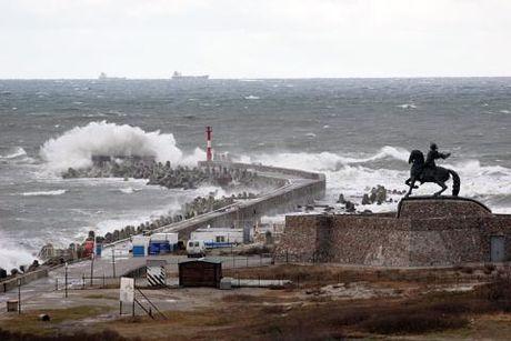 Phuong Tay lo Nga danh NATO tu luoi dao Kaliningrad - Anh 1