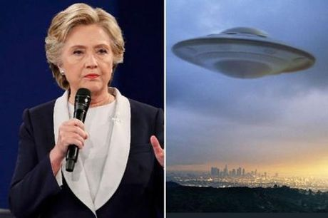 NASA giau chuyen nguoi ngoai hanh tinh: Keo ngot cua ba Hillary - Anh 3