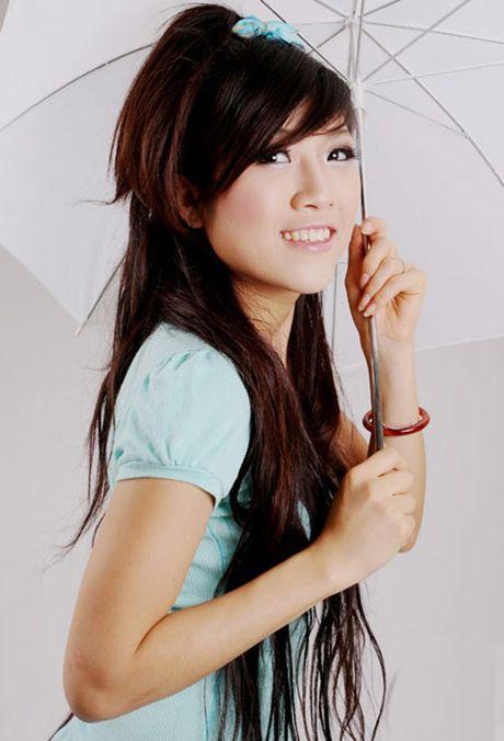 Eo thon hut mat cua hot girl 'Nhat ky Vang Anh' - Anh 1
