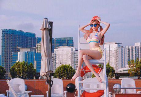 Eo thon hut mat cua hot girl 'Nhat ky Vang Anh' - Anh 7