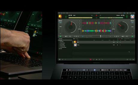 Touch Bar tren Macbook Pro moi co nhung chuc nang gi? - Anh 11