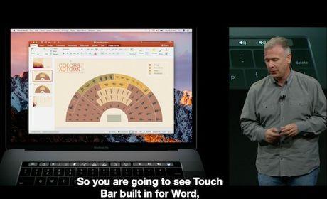 Touch Bar tren Macbook Pro moi co nhung chuc nang gi? - Anh 14