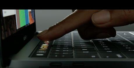 Touch Bar tren Macbook Pro moi co nhung chuc nang gi? - Anh 17