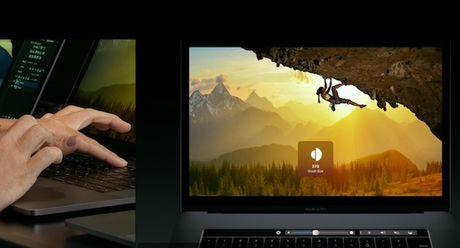 Touch Bar tren Macbook Pro moi co nhung chuc nang gi? - Anh 8