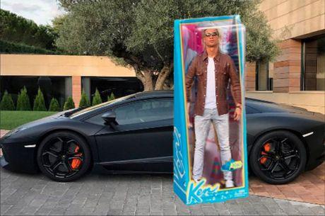 Anh che cuc hai Cristiano Ronaldo ben Lamborghini - Anh 9