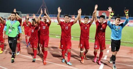 Thua U19 Nhat Ban, U19 Viet Nam chua the... ve nuoc - Anh 1