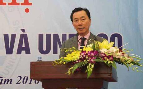 Hoi nghi tap huan ve ASEAN va UNESCO - Anh 2