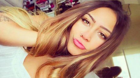 Rafaella Beckran, co em gai goi cam cua Neymar - Anh 10
