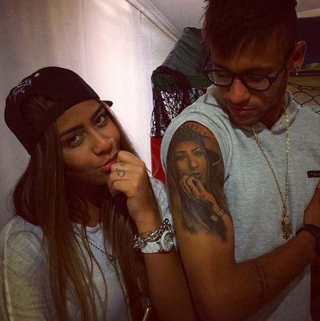 Rafaella Beckran, co em gai goi cam cua Neymar - Anh 1