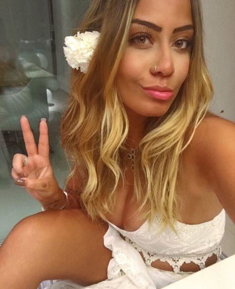 Rafaella Beckran, co em gai goi cam cua Neymar - Anh 2