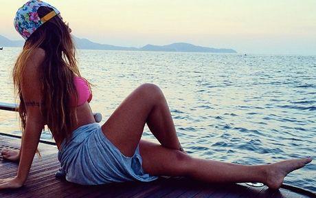 Rafaella Beckran, co em gai goi cam cua Neymar - Anh 7