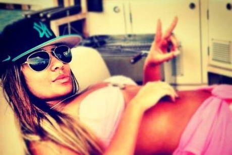 Rafaella Beckran, co em gai goi cam cua Neymar - Anh 9