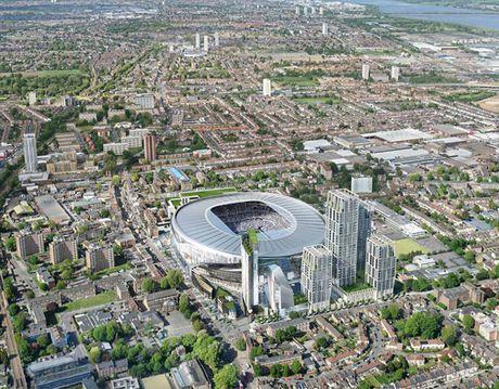 Chiem nguong Sieu SVD sap hinh thanh cua Tottenham Hotspur - Anh 11