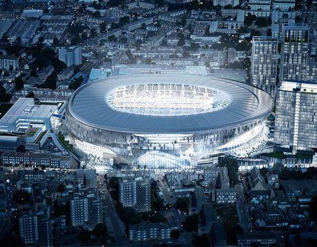Chiem nguong Sieu SVD sap hinh thanh cua Tottenham Hotspur - Anh 2