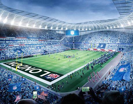 Chiem nguong Sieu SVD sap hinh thanh cua Tottenham Hotspur - Anh 3