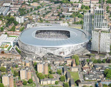 Chiem nguong Sieu SVD sap hinh thanh cua Tottenham Hotspur - Anh 4