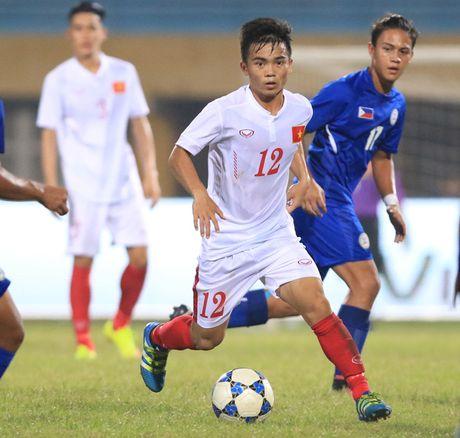 U21 HAGL duoc chi vien tu U19 Viet Nam - Anh 2