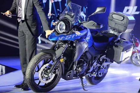 Suzuki ra mat 'xe phuot' gia re V-Strom DL250 moi - Anh 2