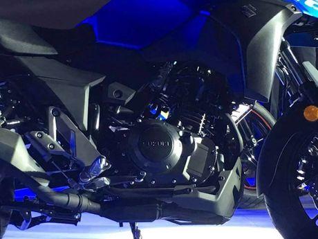 Suzuki ra mat 'xe phuot' gia re V-Strom DL250 moi - Anh 4