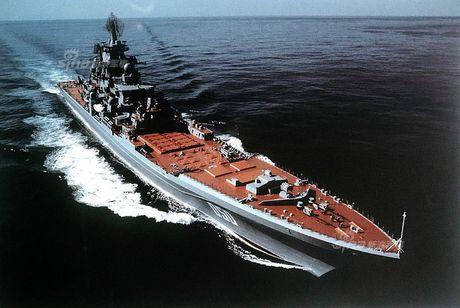 Mai chu y TSB Kuznetsov, NATO quen sieu ham hat nhan Kirov? - Anh 3