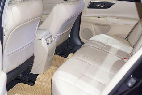 Nissan Teana 2016 gia 1,5 ty dong tai Viet Nam - Anh 10