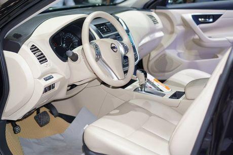 Nissan Teana 2016 gia 1,5 ty dong tai Viet Nam - Anh 2