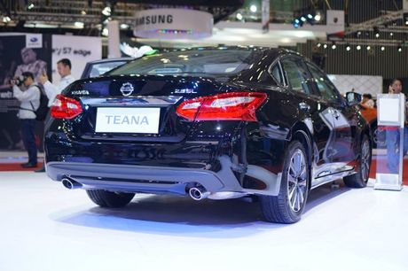 Nissan Teana 2016 gia 1,5 ty dong tai Viet Nam - Anh 3