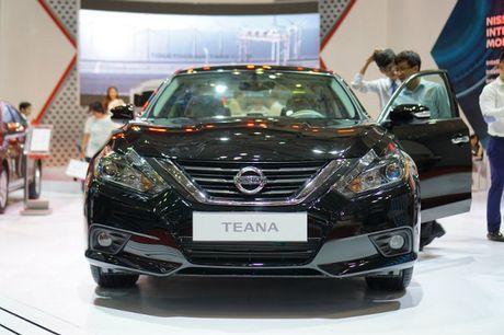 Nissan Teana 2016 gia 1,5 ty dong tai Viet Nam - Anh 4