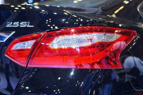 Nissan Teana 2016 gia 1,5 ty dong tai Viet Nam - Anh 5
