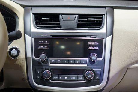 Nissan Teana 2016 gia 1,5 ty dong tai Viet Nam - Anh 9
