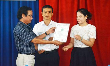 Trien khai chuoi cung ung thuc pham an toan tai Da Nang: Nguoi tien phong, ke thieu man ma - Anh 1
