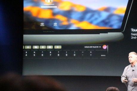 6 diem nhan noi bat trong su kien ra mat Macbook moi cua Apple - Anh 3