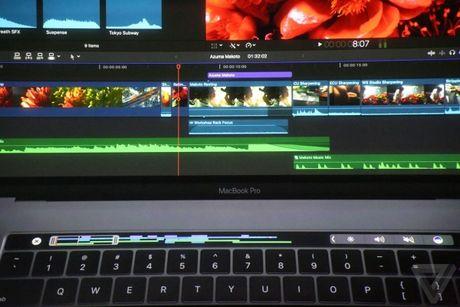 6 diem nhan noi bat trong su kien ra mat Macbook moi cua Apple - Anh 4