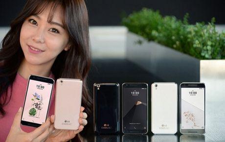 Smartphone LG U chinh thuc ra mat tai Han Quoc - Anh 1