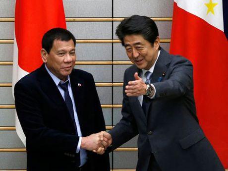 Philippines - Nhat Ban: Khang dinh quan he dong minh - Anh 1