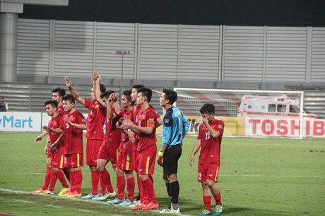 10 cau thu xuat sac doi U.19 Viet Nam duoc trieu tap doi U.22 quoc gia - Anh 5