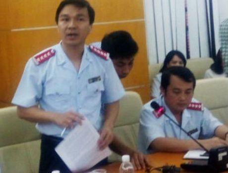 Kiem tra viec bo nhiem 35 can bo cua ong Huynh Phong Tranh - Anh 1