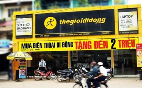 9 thang, The gioi Di dong lai hon 1.200 ty dong, tang 64% - Anh 1